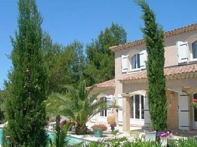 View of the property from outside Location Villa 76063 Avignon