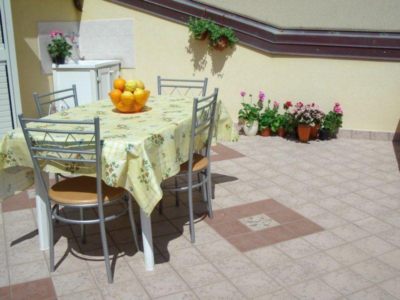 Terrace Location Apartment 76421 Capo d'Orlando