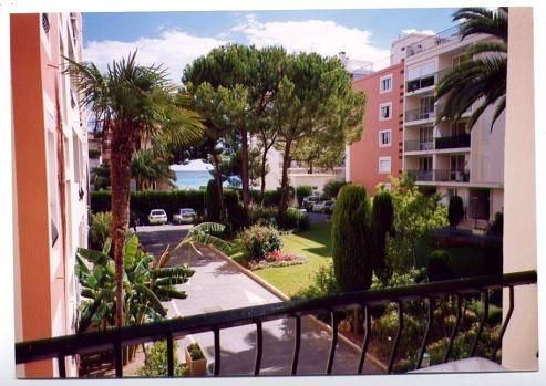 View from the balcony Location Apartment 81034 Roquebrune Cap Martin