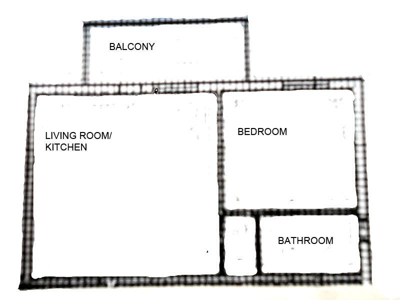 Map of property Location Apartment 69665 Sirmione