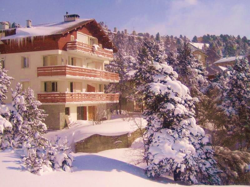 View from the terrace Location Apartment 70530 Font Romeu