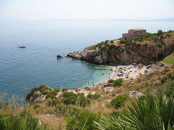 Other view Location Villa 66027 Scopello