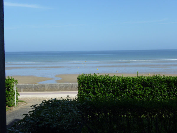 View from the terrace Location Apartment 10748 Cabourg