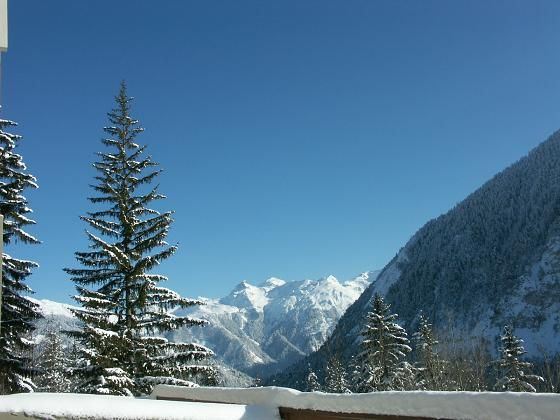 View from the property Location Apartment 1096 Courchevel