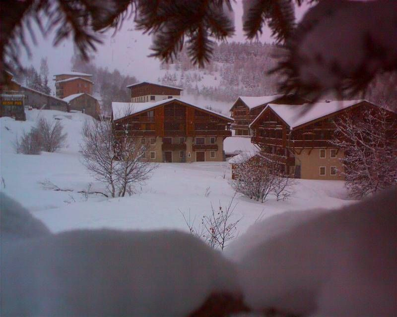 View of the property from outside Location Apartment 1171 Les 2 Alpes