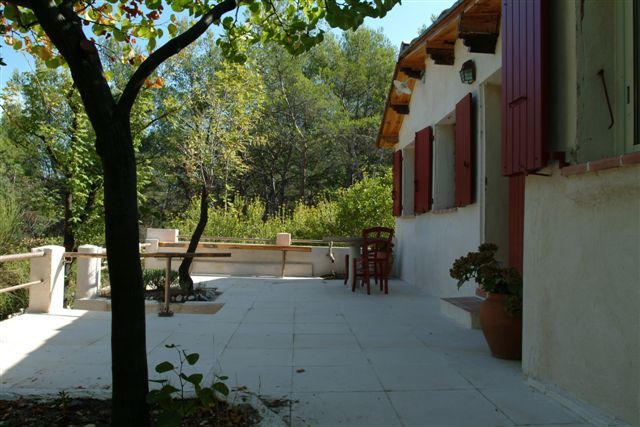 Terrace Location Vacation rental 12242 Aix en Provence