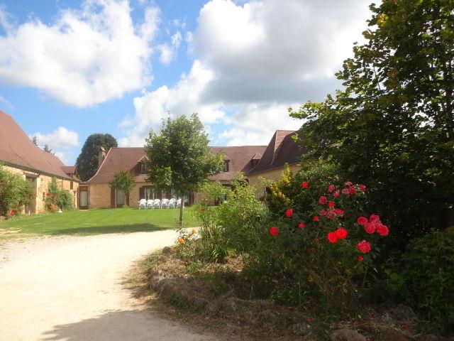 Courtyard Location House 12399 Les Eyzies de Tayac
