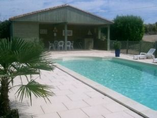 Swimming pool Location Vacation rental 12956 Périgueux