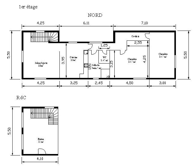 Map of property Location Vacation rental 13081 Colmar
