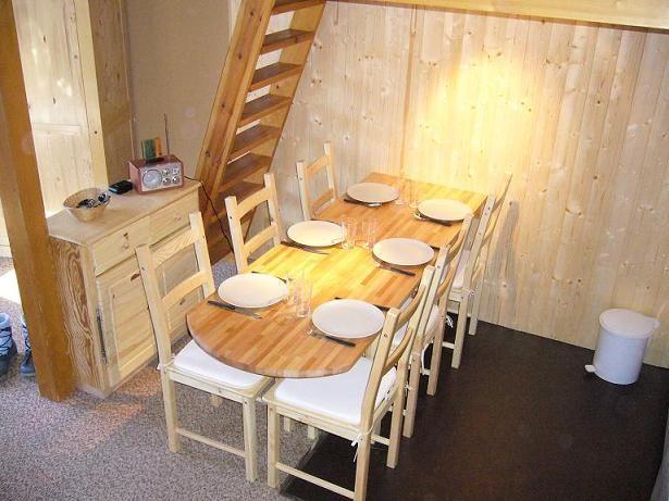 Location One-room apartment 14569 Les Orres