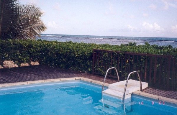 Swimming pool Location Apartment 14725 Sainte Anne (Guadeloupe)