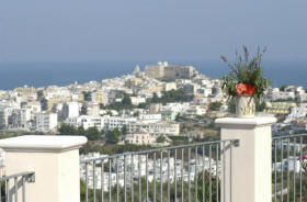 View of the property from outside Location Apartment 15595 Vieste