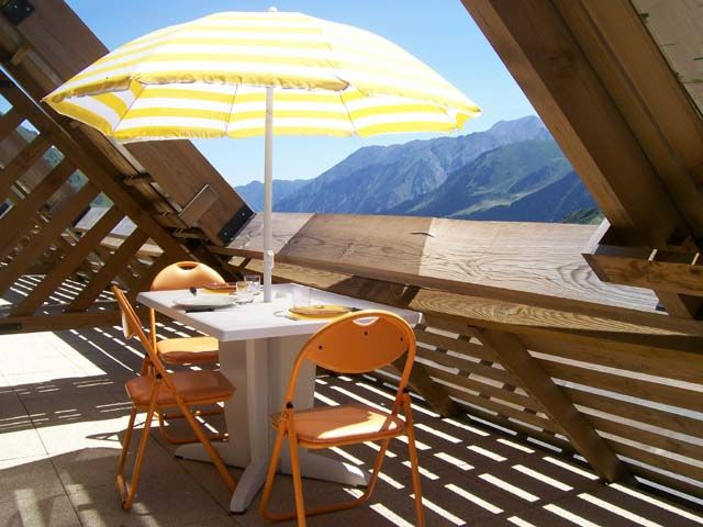 Terrace Location Apartment 15746 Piau Engaly