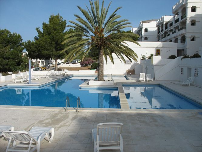 View of the property from outside Location Apartment 15805 Ibiza