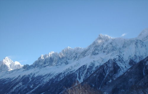 View from the property Location Apartment 16023 Chamonix Mont-Blanc