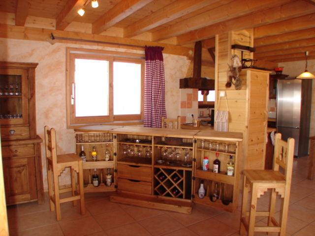 Open-plan kitchen Location Chalet 16141 Châtel