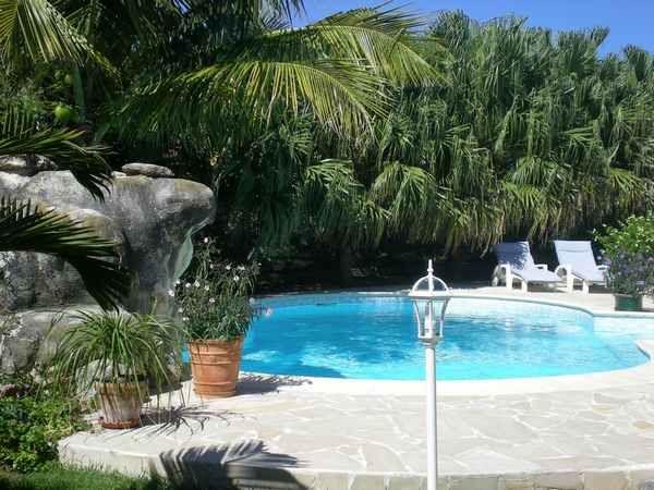 Swimming pool Location Vacation rental 16331 Saint Francois