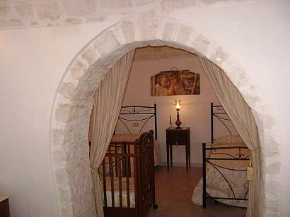 bedroom Location Chalet 16444 Alberobello
