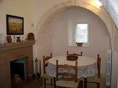 Dining room Location Chalet 16444 Alberobello