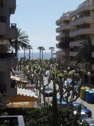 View from the balcony Location Apartment 17625 Salou