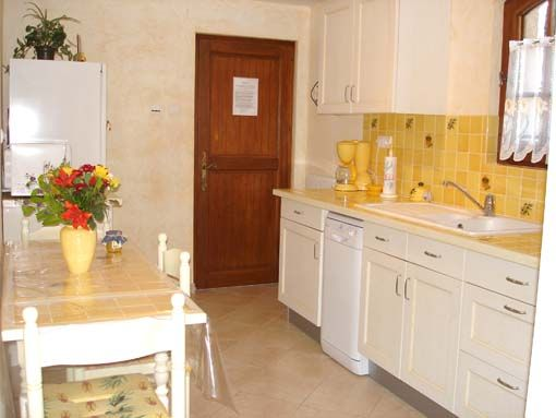 Separate kitchen Location Apartment 19057 Nice