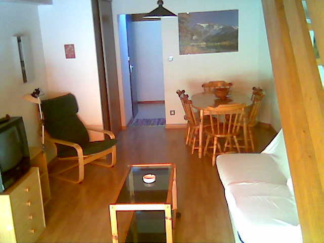 Living room Location Apartment 19638 Saint Lary Soulan