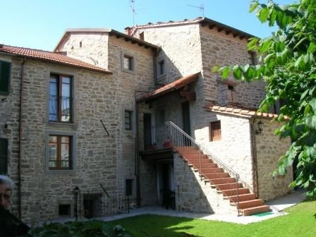View of the property from outside Location Apartment 20811 Arezzo
