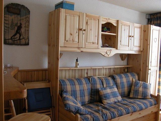Location One-room apartment 211 Les Arcs