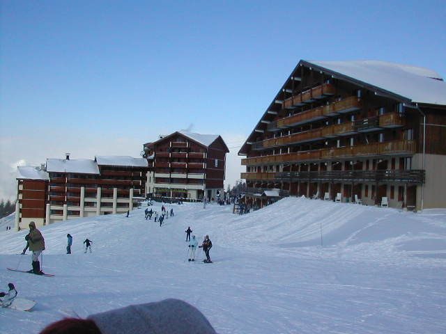 View of the property from outside Location Apartment 2129 La Plagne