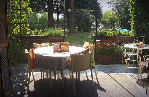 Terrace Location Apartment 23270 Bardolino