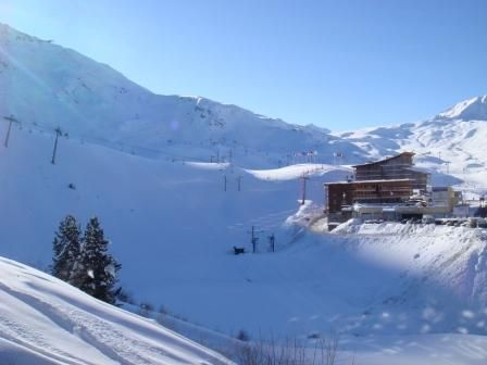 View from the property Location One-room apartment 233 Les Arcs