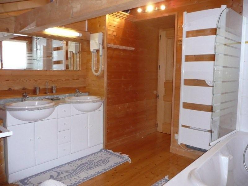bathroom 1 Location Chalet 2379 Praz de Lys Sommand