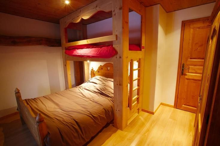 bedroom 6 Location Apartment 26150 Valloire