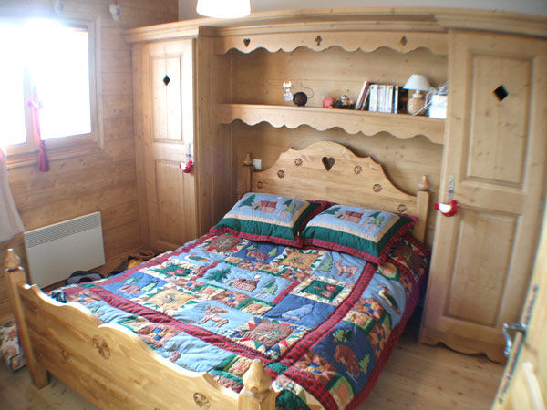 bedroom Location Apartment 26237 Les Saisies