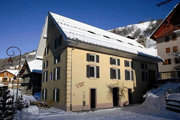 View of the property from outside Location Apartment 27146 Valloire