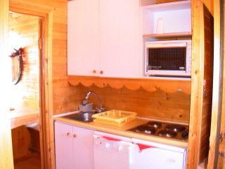 Separate kitchen Location Chalet 27934 Risoul 1850