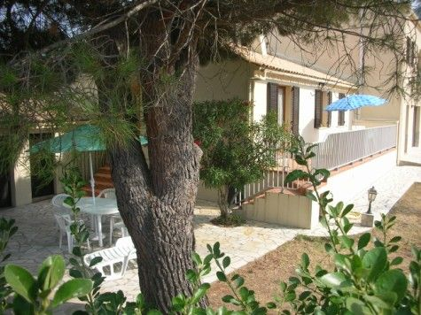 View of the property from outside Location Villa 28209 Calvi