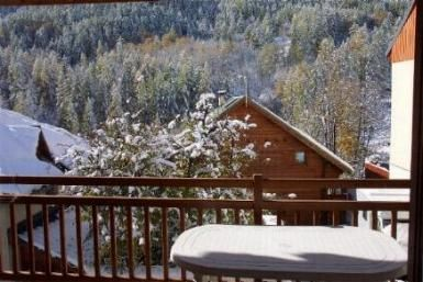 View of the property from outside Location Apartment 2901 Serre Chevalier