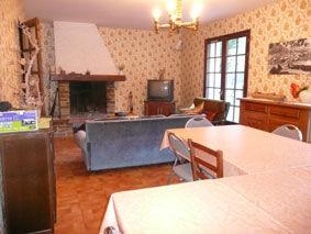 Dining room Location Villa 29390 Luchon Superbagneres