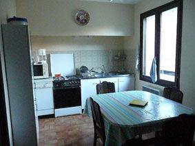 Separate kitchen Location Villa 29390 Luchon Superbagneres