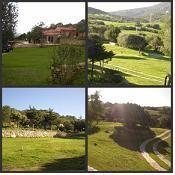 Courtyard Location Villa 29667 Santa Teresa di Gallura