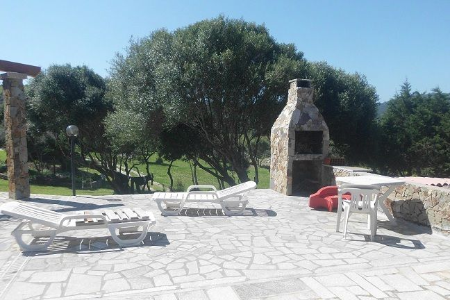 Summer kitchen Location Villa 29667 Santa Teresa di Gallura