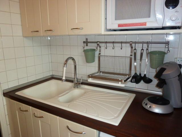 Separate kitchen Location Apartment 3096 Tignes
