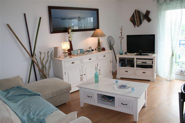 Living room Location Apartment 31152 Carnac