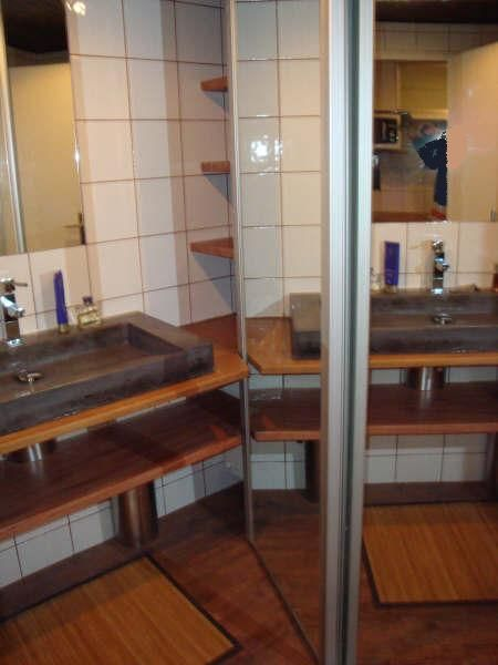 bathroom Location One-room apartment 3137 Tignes