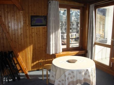 Living room Location One-room apartment 3137 Tignes