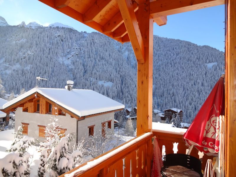 View from the property Location Chalet 3297 Valfréjus