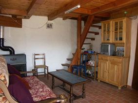 Living room Location Chalet 33866 Briançon