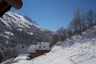 View from the property Location Apartment 3395 Valloire