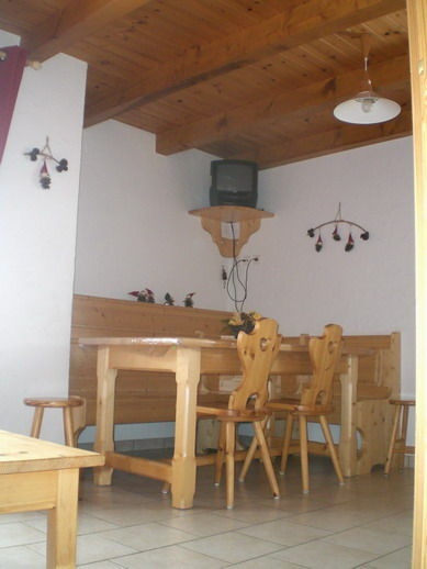 Dining room Location Apartment 3395 Valloire